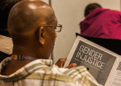 Black Man for Gender Injustice