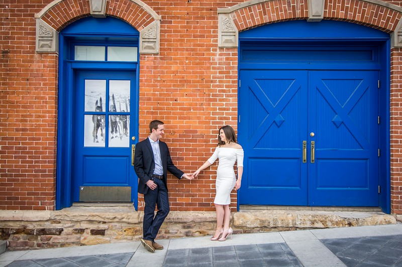 Couples and Engagement Portraits
