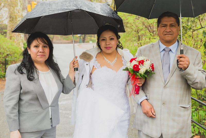 Cristina & Juan - Boda en el Parque Central-9