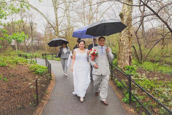 Cristina & Juan - Boda en el Parque Central-11