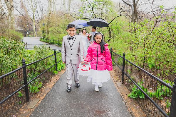 Cristina & Juan - Boda en el Parque Central-10