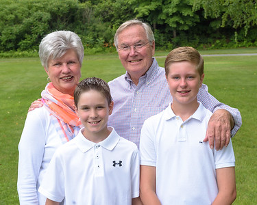 Crowe Family 2017