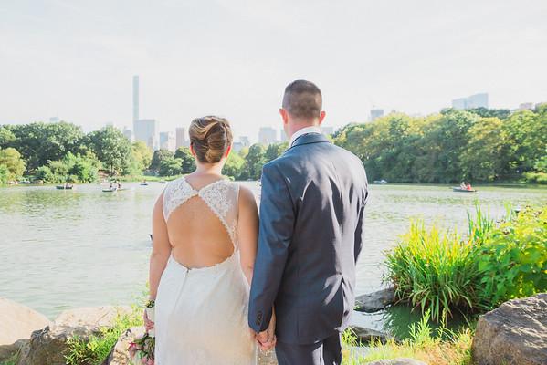 Central Park Wedding - Dana & Oliver-25