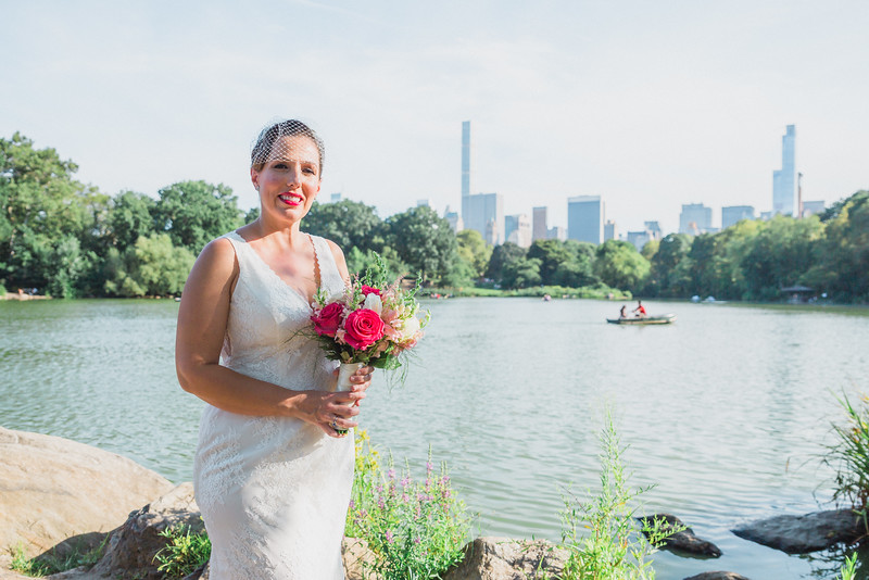 Central Park Wedding - Dana & Oliver-3
