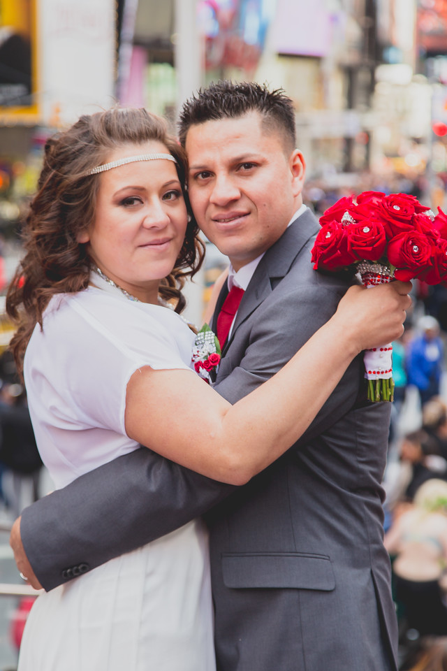 Danny + Veronica - Parque Central Times Square
