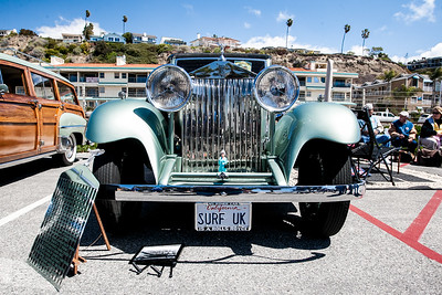 Doheny Woody Car Show April 14, 2012