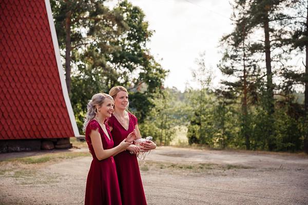 Dokumentaarinen hääkuvaus Turku Kustavi-25