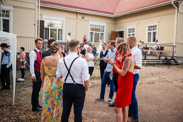 Dokumentaarinen hääkuvaus Turku Kustavi-158