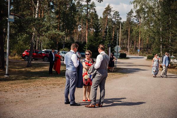 Dokumentaarinen hääkuvaus Turku Kustavi-26