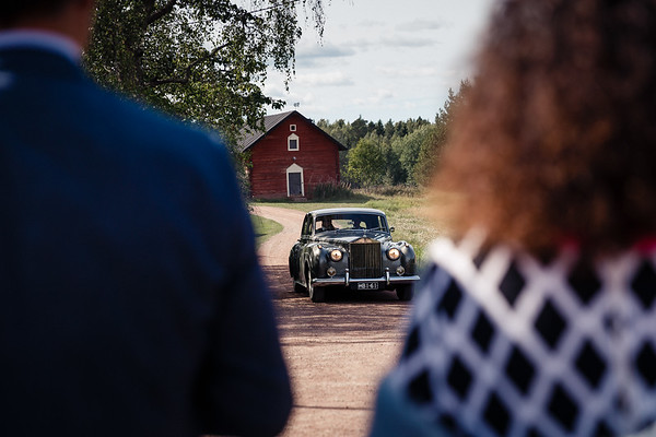 Dokumentaarinen hääkuvaus Turku Lammin talo-148