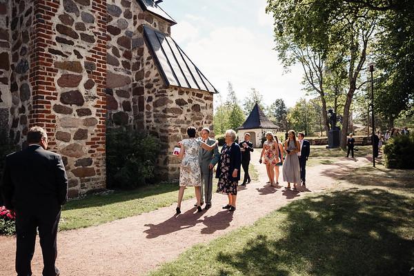 Dokumentaarinen hääkuvaus Turku Lammin talo-50