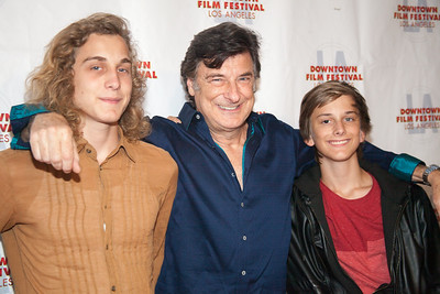 Louk, Howard & Ben Goldberg