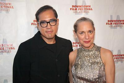 Gil Reyes & Annie Wharton