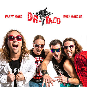 Official Dr Taco Album Cover White