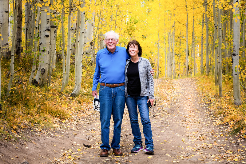 Crested Butte in the Fall