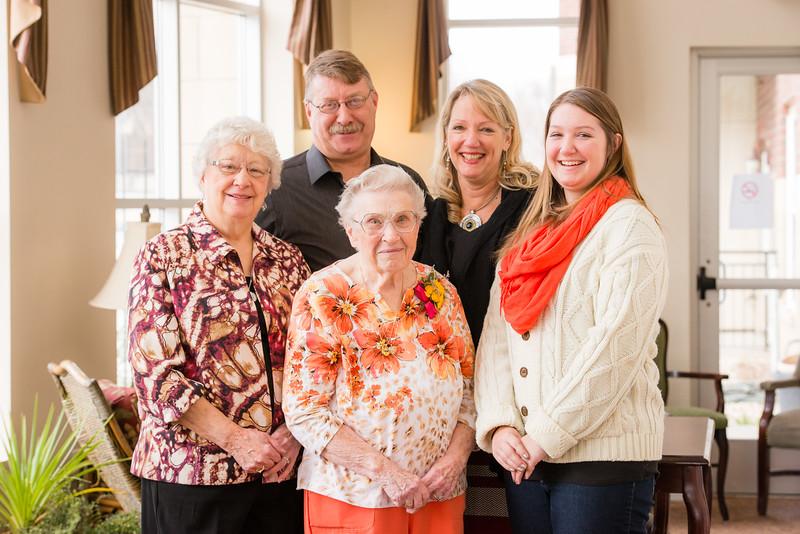 Eleanor's 90th Birthday-0015