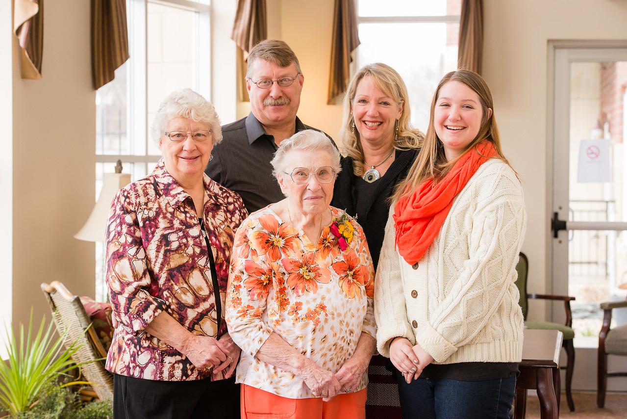 Eleanor's 90th Birthday-0019