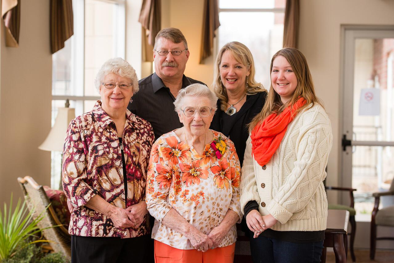 Eleanor's 90th Birthday-0008