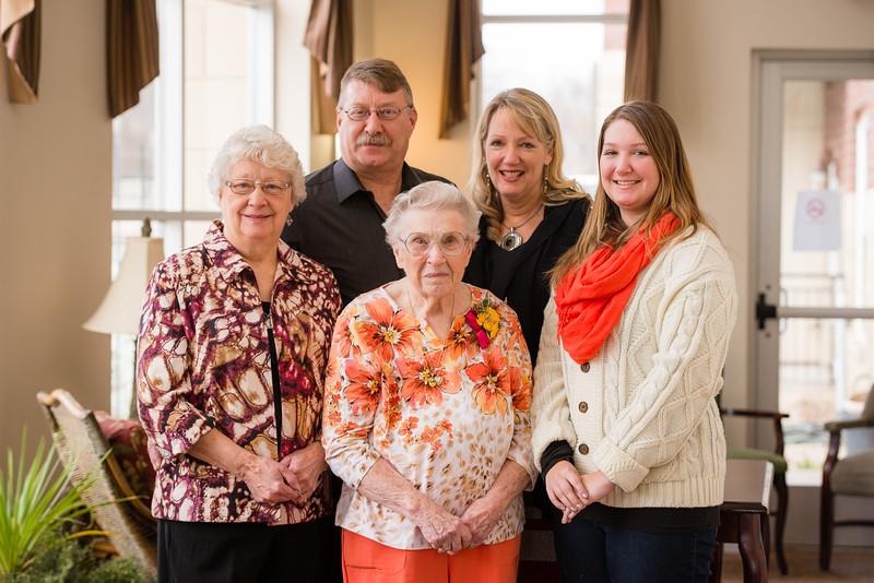Eleanor's 90th Birthday-0009
