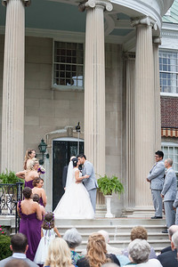 Elizabeth & Manny's wedding day at Spindletop Hall 10.11.14.