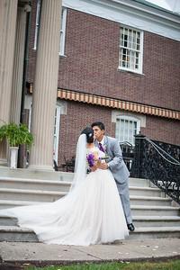 Elizabeth & Manny's wedding day at Spindletop Hall 10.11.14.