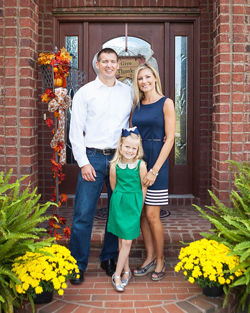 The Elkin's Family portraits Richmond, KY 9.28.14.