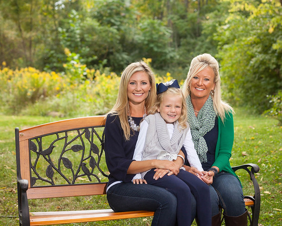 The Elkin's Family portraits Richmond, KY 9.28.14.