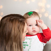 Eleanor's 1st Birthday & Holiday Mini Photo Session, Champion Trace, Nicholasville, KY 12.7.14.