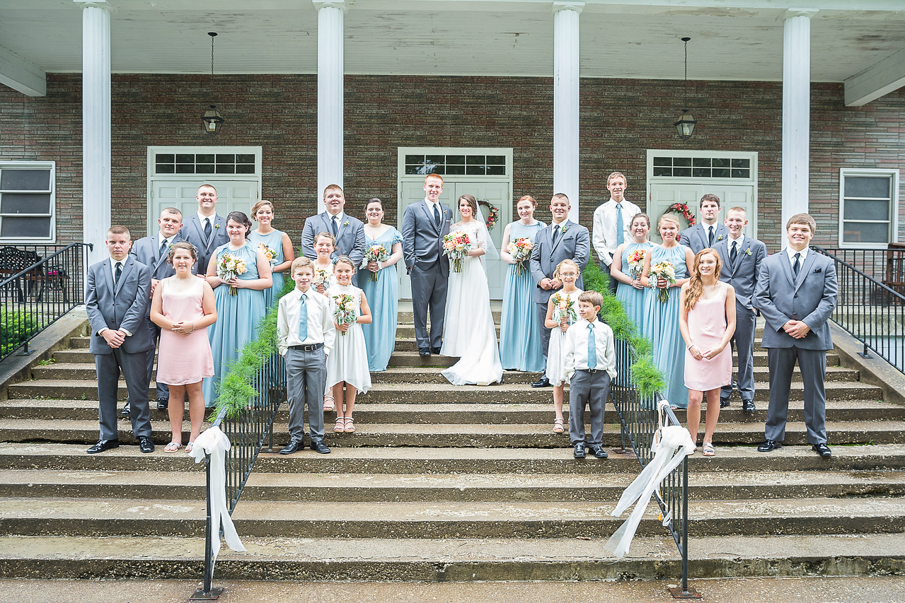"Emily & Jarrod's wedding day at Mt. Carmel Church & the UK Robinson Center in Jackson, KY 6.20.15. <br /> <br /> © 2015 Love & Lenses Photography/ Becky Flanery <br /> <br />  <a href=""http://www.loveandlenses.photography"">http://www.loveandlenses.photography</a>"