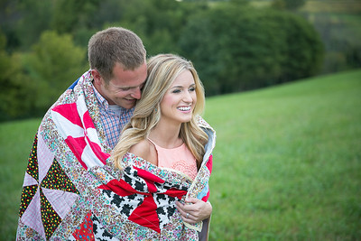 Emily & Kyle's engagement session in Dry Ridge, KY 9.20.15.  © 2015 Love & Lenses Photography/ Becky Flanery   www.loveandlenses.photography