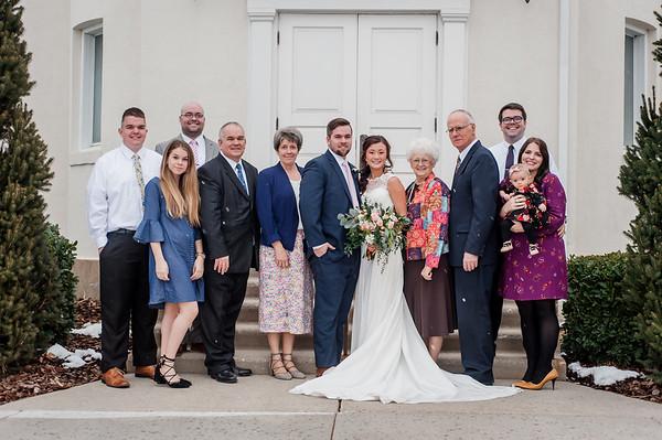 Emmaline + Jake Wedding