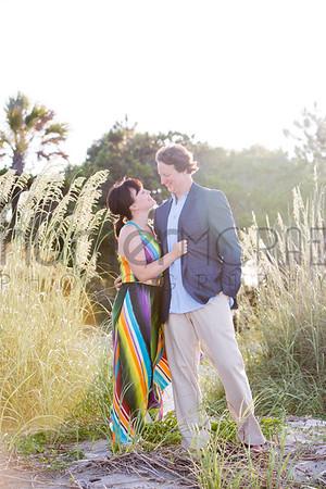 Wes + Kandra Engaged