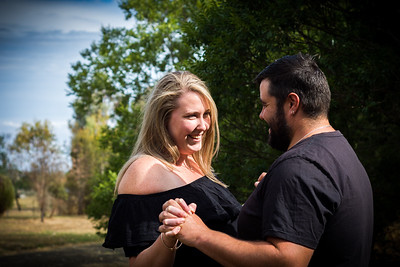 Engagement Shoot - Caitlyn and Brady-14