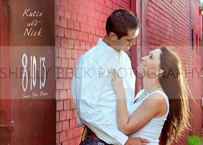 ~ Katie & Nick