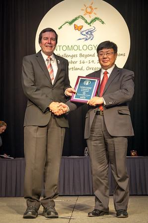 Entomology 2014 Awards