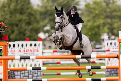 Ottawa National Horse Show 2016:  July 14, $20,000 Open Welcome