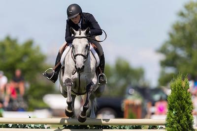 Ottawa National Horse Show 2016:  $10,000 Canadian Hunter Derby July 17
