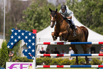 Ottawa International Horse Show 2016:  $35,000 Open Welcome July 22