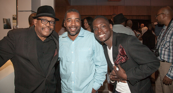 Lee Bailey, Mario Singleton and A-TONE