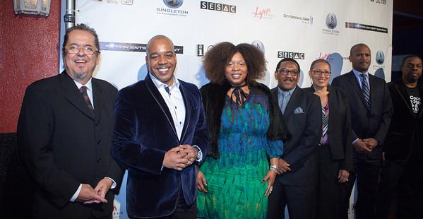 Ernie Singletons Toast to Urban Music Executives