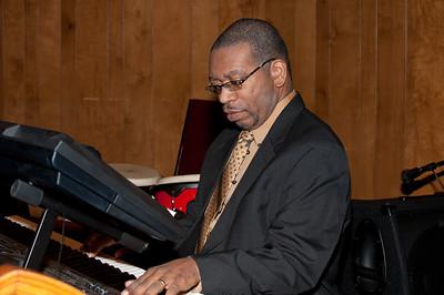 Jazz - Lance Dickerson