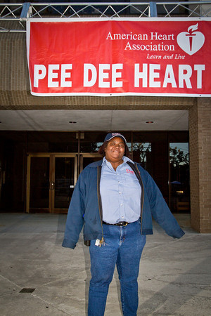 2010 Start! Pee Dee Heart Walk