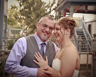 Carrie Costa Wedding