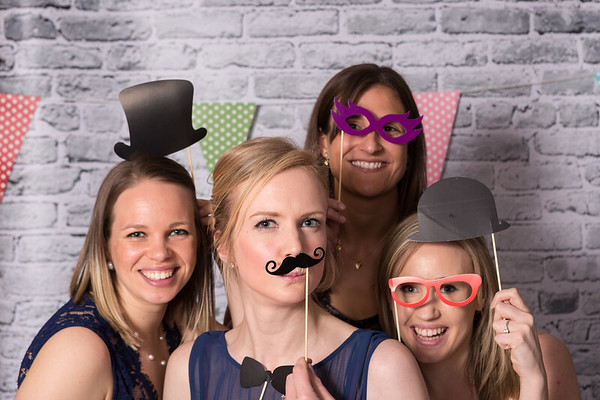 Virgin Money NSPCC Photobooth
