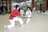 Strive Martial Arts promotion test, Willowbrook, Illinois Saturday October 13, 2012. <br /> <br /> Scott Hardesty/www.starphotos.us