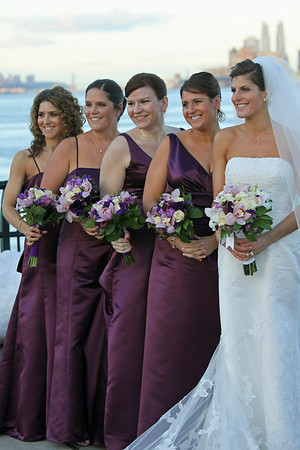 Bride with Ladies