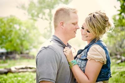 Matthew and Vanessa