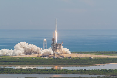 CRS12 by SpaceX