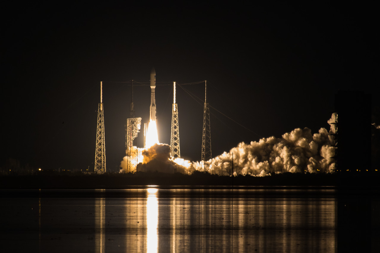 GOES-R AtlasV rocket by United Launch Alliance