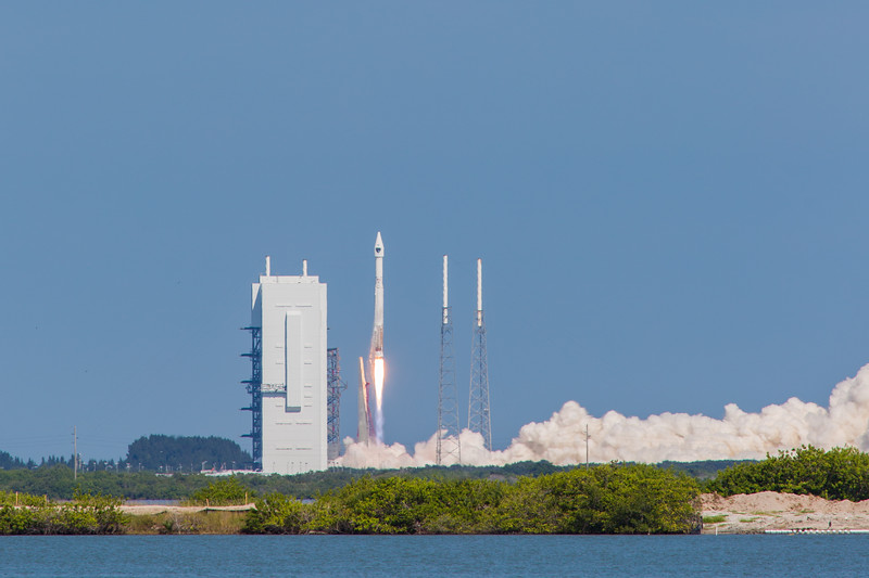 GPSIIF11 AtlasV by ULA